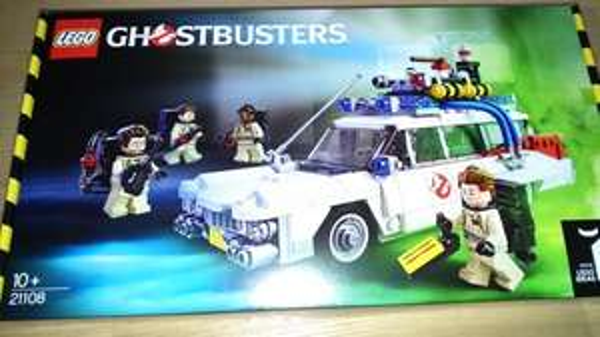[Galeria Kaufhof] kaufhof.de online: Lego 21108 Ecto-1 und 21302 Big Bang zum Superpreis