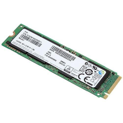 256GB Samsung SM951 - NVMe M.2 2280 für 99,99 + 7,99 Versand bis 0:00 Uhr, ab 0 Uhr 99,99