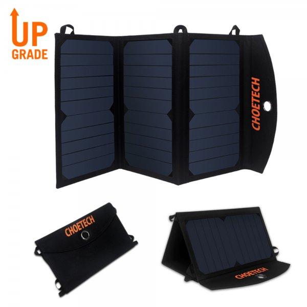 Choetech Solar Ladegerät 19W
