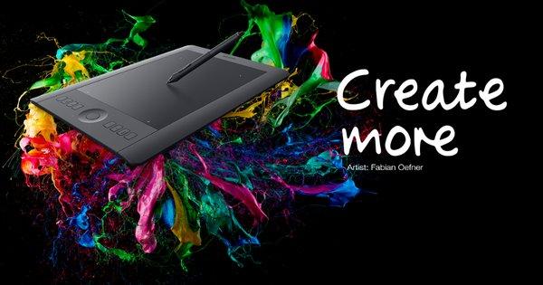 Wacom Intuos Pro kaufen + Adobe LR+PS Abo (+1Jahr) Gratis dazu