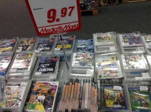 [lokal: Media Markt München Haidhausen] Diverse Spiele Xbox360, PS3, PSVita, 3DS ab 9,97€