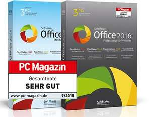 SoftMaker Office Standard 2016 für Windows Vollversion