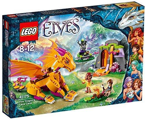 Lego Elves 41175 - Lavahöhle des Feuerdrachens Für 29,99.- @amazon