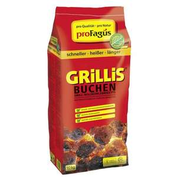 [Metro] proFagus Briketts GRILLIS 10kg