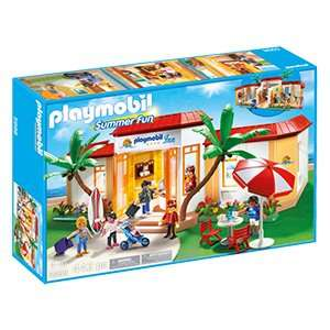 Playmobil 5998 Inn - Tropical Beach Hotel by Playmobil für 34,99 € inkl. VSK @ real.de