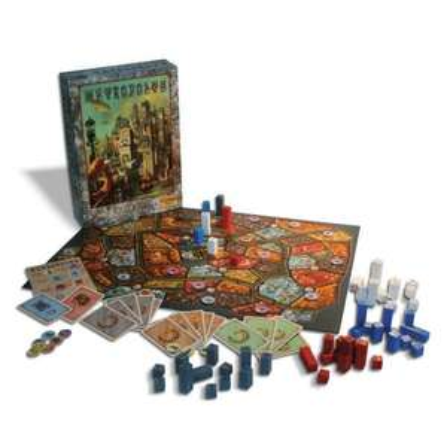 Metropolys (Ystari Games) für nur 10.49€ (9.99€ Offline) (Jokers - on/offline)