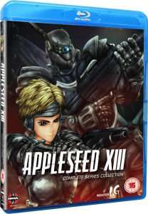 [Zavvi] Appleseed XIII - The Complete Series (Bluray) (engl. + jap.) für 8,45€