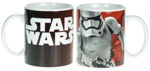 [Amazon-Prime] Star Wars VII Kaffeebecher - Stormtrooper [330 ml] für 4,45 Euro