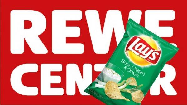 [Lokal?] REWE Center Gießen - Lay's Chips - verschiedene Sorten für 99cent pro 175gr.
