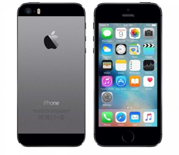 [asgoodasnew] Apple iPhone 5s 16 GB Spacegrau refurbished für 242,10€ (+13,45€ in Superpunkten)