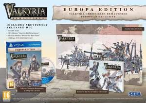 [Conrad.de] Valkyria Chronicles Remastered - Europa Edition - PS4 - für 19,51 EUR inkl. VSK vorbestellen