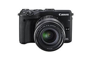 Canon EOS M3 inklusive EF-M 18-55 mm IS STM Objektiv (+ Zubehör Kit) für 352€ (VGL: 495€)