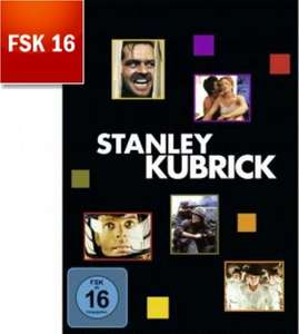 [Redcoon.de] Stanley Kubrick Collection [7 DVD Filme+Doku]  inkl. Versand für 11,99 €