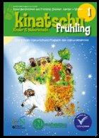 """KINATSCHU - Kostenlose Zeitschrift für Kinder - Hefte """"FRÜHLING"""" & """"URLAUB"""" gratis"""