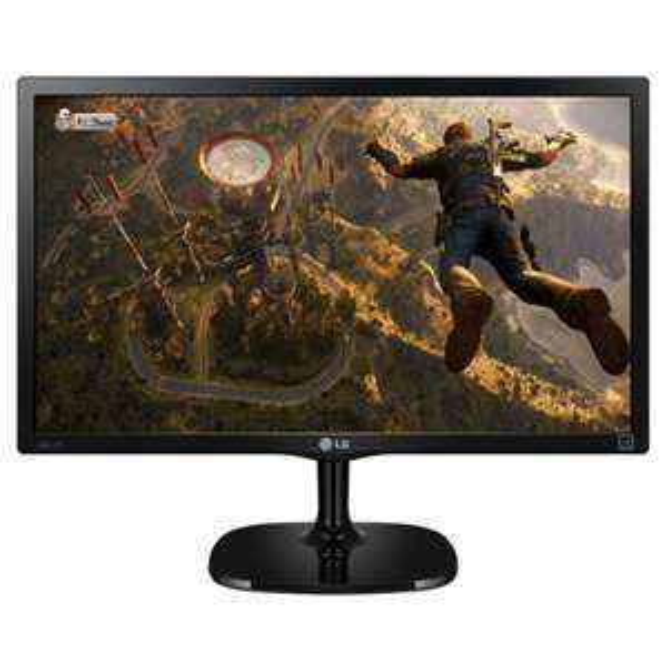 """LG 22MP57VQ-P 54,6cm (21.5"""") LED Monitor EEK: B mit IPS-Panel, Vesa, DVI und HDMI für 99 € > [amazon.de]"""
