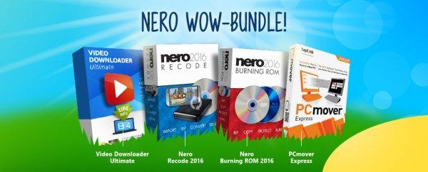 Nero Burning ROM & Recode 2016 für €24.95