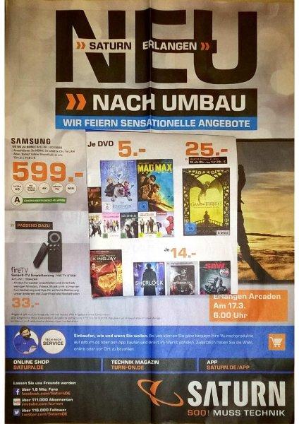 [Lokal Saturn Erlangen] Game of Thrones Season 5 (Blu-ray) 29€
