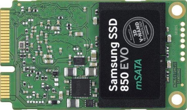 [Amazon] Samsung 850 Evo SSD mSATA mit 500GB für 139,90€