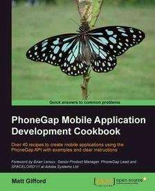 packtpub.com - Free eBook: PhoneGap Mobile Application Development Cookbook [ebook]