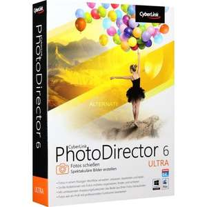 [Zackzack] CyberLink PhotoDirector 6 Ultra