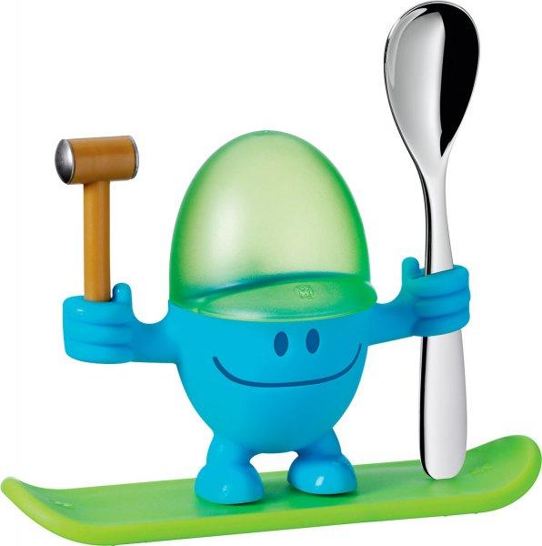 """[Mediamarkt] Eier-Grundausstattung ;) versandkostenfrei = WMF """"McEgg"""" für 7€*** Cloer Eierkocher für 12€ *** Alfi """"Iso-Mug"""" für 10€"""