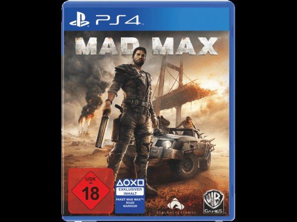 [Saturn Berlin und Potsdam] Mad Max für PS4 und XboxOne für je 19,00 € (Versand bundesweit mögl. für 2,99 €).