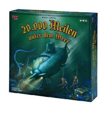 [Brettspiel] 20.000 Meilen unter dem Meer für 7.49€ inkl. Versand @ Jokers.de