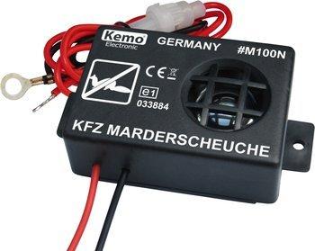 [Conrad] Am 24.03.2016 KFZ Marderschutz Kemo Ultraschall M 100N 9 Euro