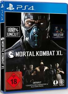 Mortal Kombat XL, Fifa 16, Fallout 4, Rainbow Six Siege, Star Wars Battlefront (PS4) je 39,90