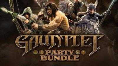 Gauntlet Party Bundle  4x Steamkeys Gauntlet Slayer + Lillith Necro Pack