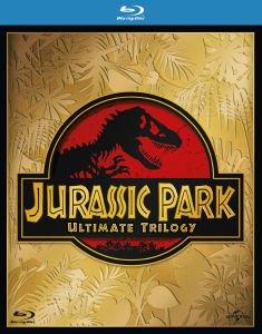 Jurassic Park Trilogy (3x Blu-ray + UV Copy) für 12€ bei Zavvi