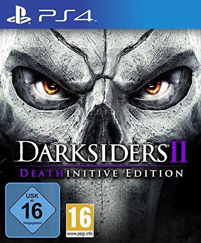 Wieder da bei AMAZON! Darksiders 2 - Deathinitive Edition - [PlayStation 4]