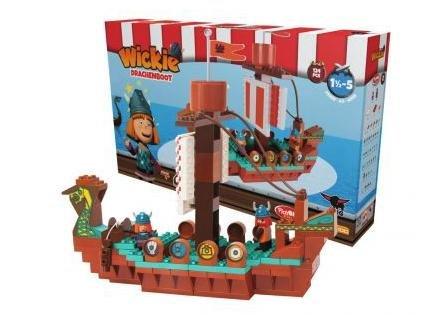 [mifus.de] PlayBIG BLOXX - Wickie - Drachenboot für 17,94€ statt 34€