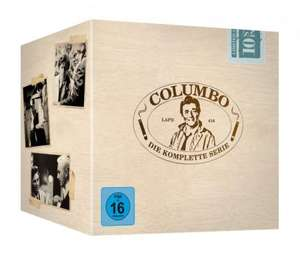 Columbo - DVD Box - 35 DVDs