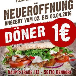 Döner in Bendorf
