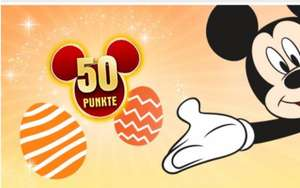 Disney movies and more: 50 Punkte extra!