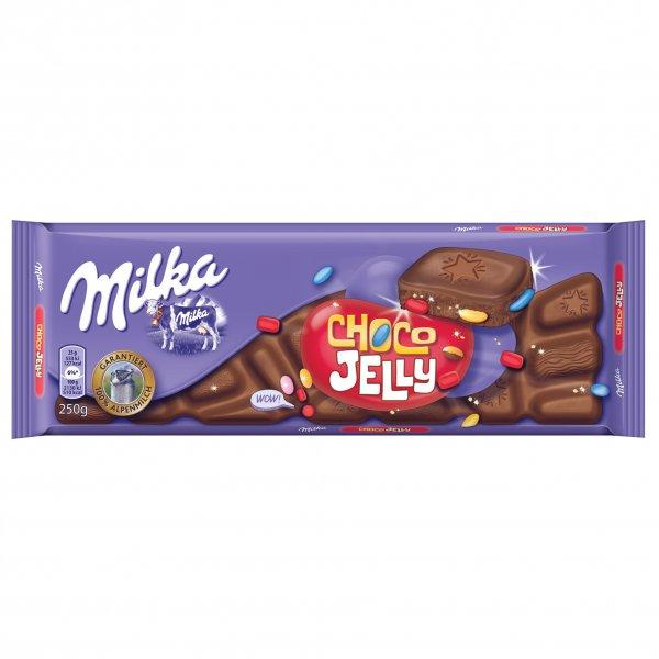 [WEITERSTADT] Kaufland: Milka Choco-Jelly 250g für 1,36€ [MHD]