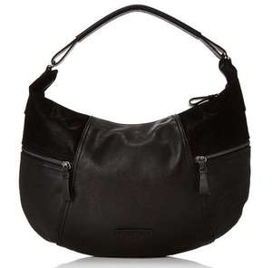 [Amazon] ESPRIT 085EA1O022 Damen Schultertasche (schwarz) für 30,74 Euro