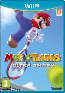 Mario Tennis: Ultra Smash (Wii U) für 32,34€ bei Amazon.es