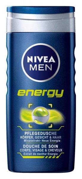 4er Pack Nivea Men Energy Pflegedusche Duschgel @Amazon für 4,79€ (Bei 5 Spar Abos 4,07€)