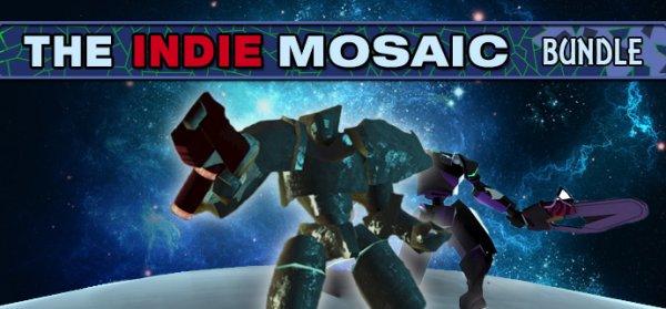 [Steam] The Indie Mosaic Bundle (bis zu 14 Spiele, davon 6 mit Sammelkarten) ab 0,89€ @ indiegala