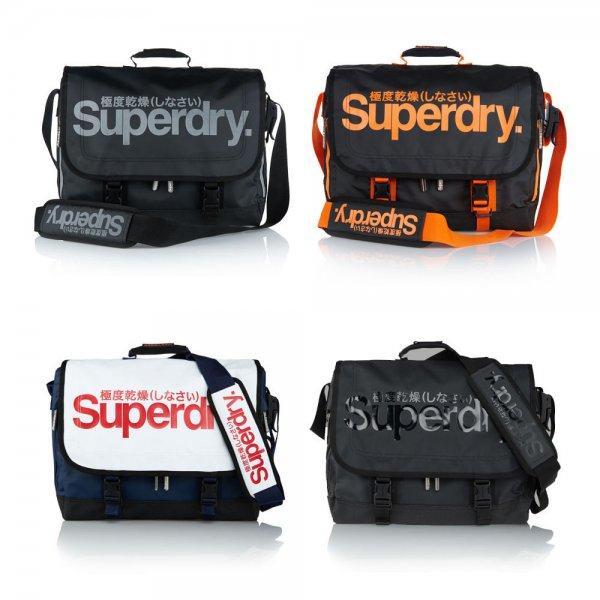 (eBay WOW) Neue Superdry Tasche Versch. Modelle und Farben