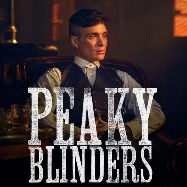 Peaky Blinders Staffel 1 und 2 mit Cillian Murphy & Tom Hardy