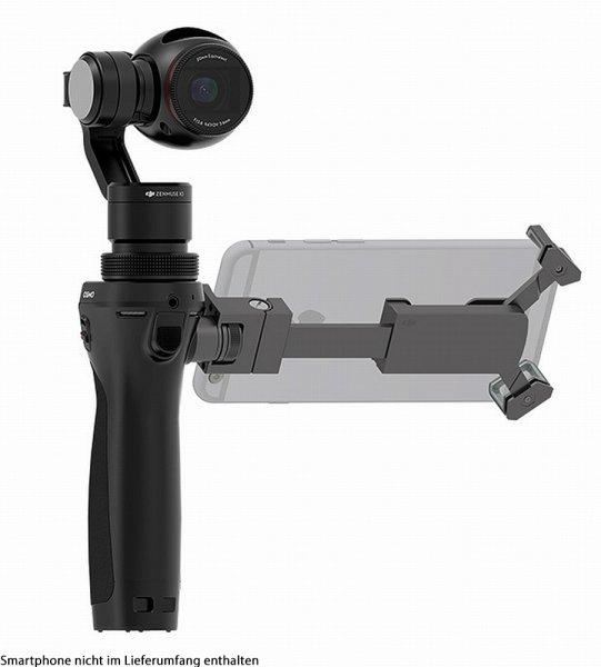 DJI Osmo Action Cam mit Zemuse X3 Handheld Gimbal