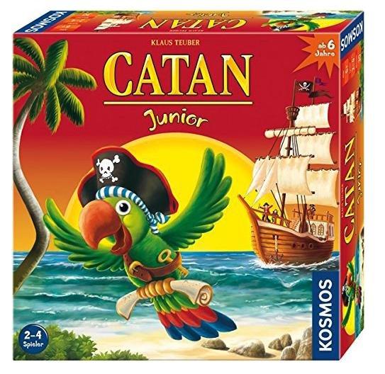 [Amazon] Kosmos 697495 - Catan Junior, Brettspiel für 15,99€ statt ca. 20€