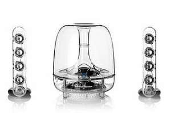 Harman/Kardon Soundsticks Wireless Lautsprechersystem ab 140,90€ bei Brands4friends