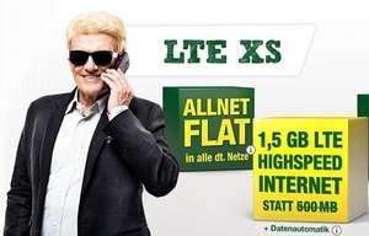 Smartmobil Allnet + SMS Flat + 1,5GB / 3GB / 4GB / 5GB LTE für 7,99€ / 12,99€ / 17,99€ / 22,99€