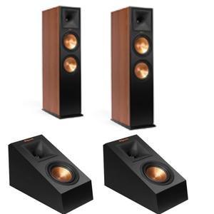 Klipsch RP-260F für 600€ (Idealo ab 698€), RP-280F für 800€ (Idealo ab 976€), Klipsch Dolby Atmoslautsprecher RP-140SA für 500€ (Idealo ab 596€)