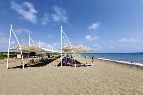 1 Woche AI-Urlaub für 4-köpfige Familie in den Pfingstferien 5-Sterne Antalya