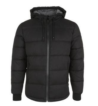 [About You Limited Deals] All Black Everything: bis zu 75% Rabatt schwarze Kleidung, z.B. Review Herren Jacke für 24,90€ statt  42€